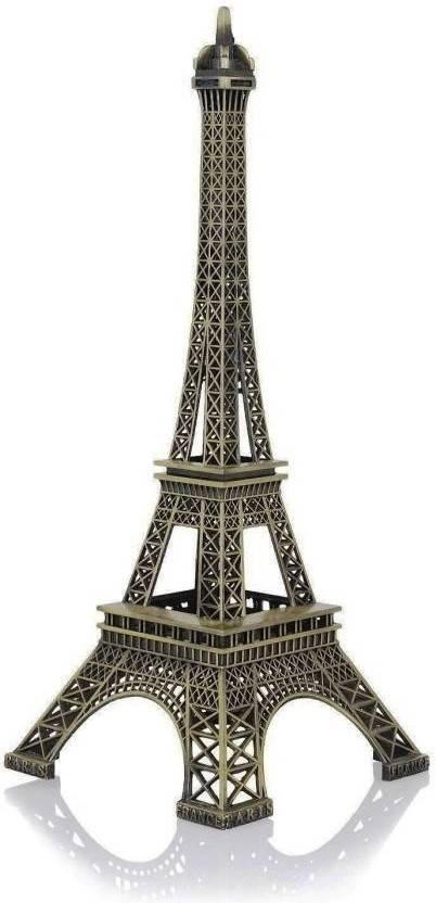 Decor Eiffel Tower Decorative Showpiece
