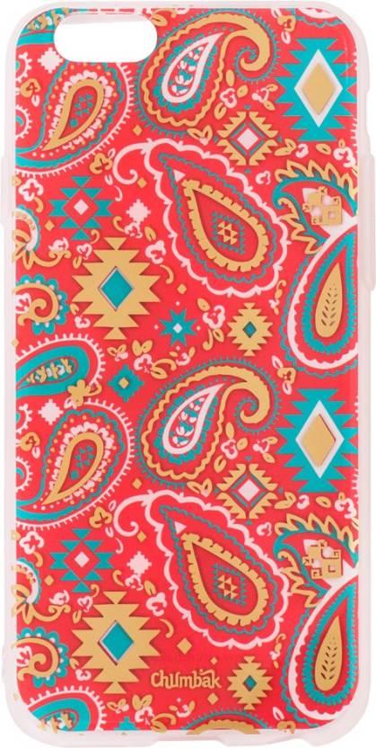 new styles 7db77 6813e Chumbak Back Cover for Apple iPhone 6, Apple iPhone 6s - Chumbak ...