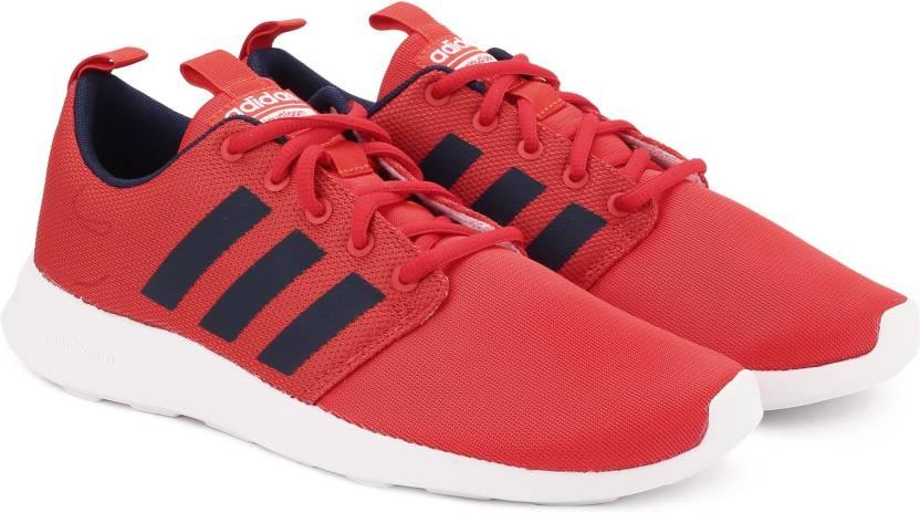 ADIDAS CF SWIFT RACER Running Shoes For Men - Buy CORRED CONAVY ... 3676ece43