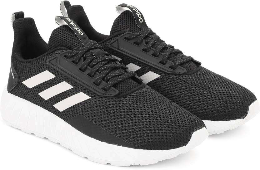 super popular 7cffe f2bd0 ADIDAS QUESTAR DRIVE Running Shoes For Men (Black)