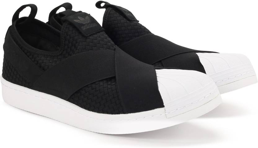 281edac44 ADIDAS ORIGINALS SUPERSTAR SLIPON Sneakers For Men - Buy CBLACK ...