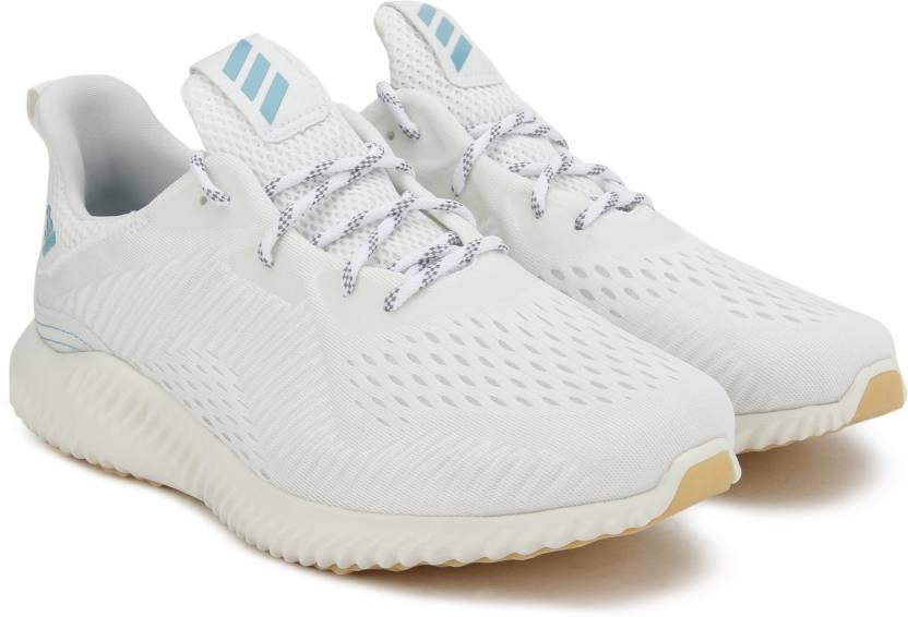 pretty nice 4a121 4c3b5 ADIDAS ALPHABOUNCE 1 PARLEY M Running Shoes For Men (Multicolor)