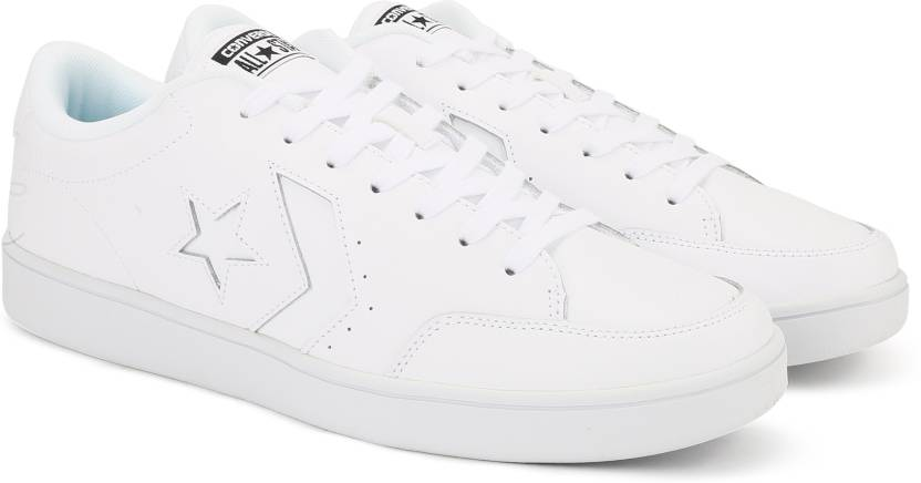 ba2df707875c Converse Star Court Casuals For Men - Buy WHITE WHITE WHITE Color ...