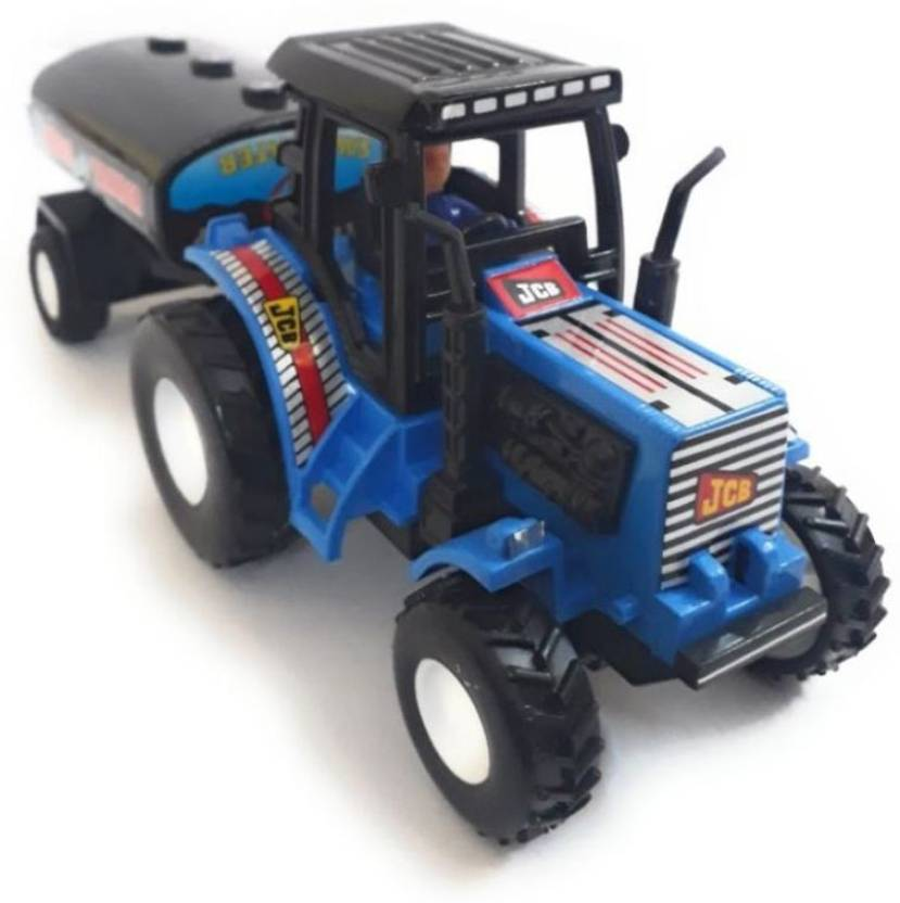 The Game begins Tractor with Tanker Toy | Toys for kids/Show