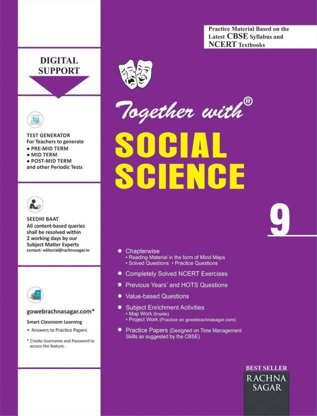 Together With NCERT Social Science Practice Material for