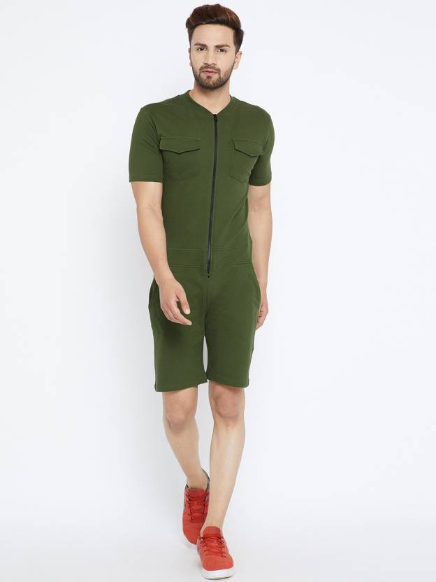 new collection presenting hot-selling clearance Fugazee Solid Men's Jumpsuit