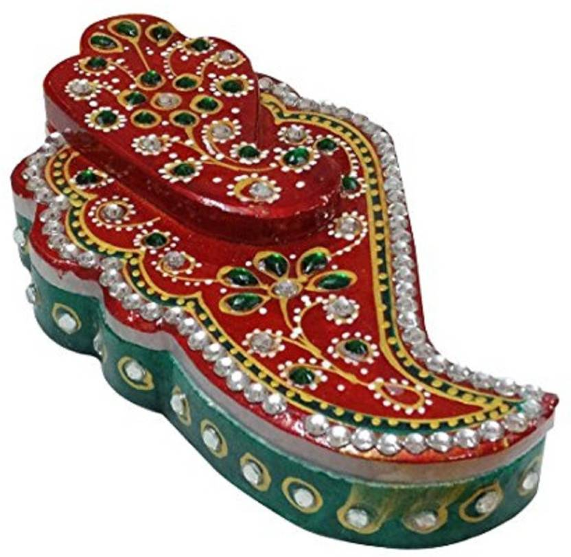 Craftam Rajasthani Handicraft Marble Hand Crafted Ganesh Chopra