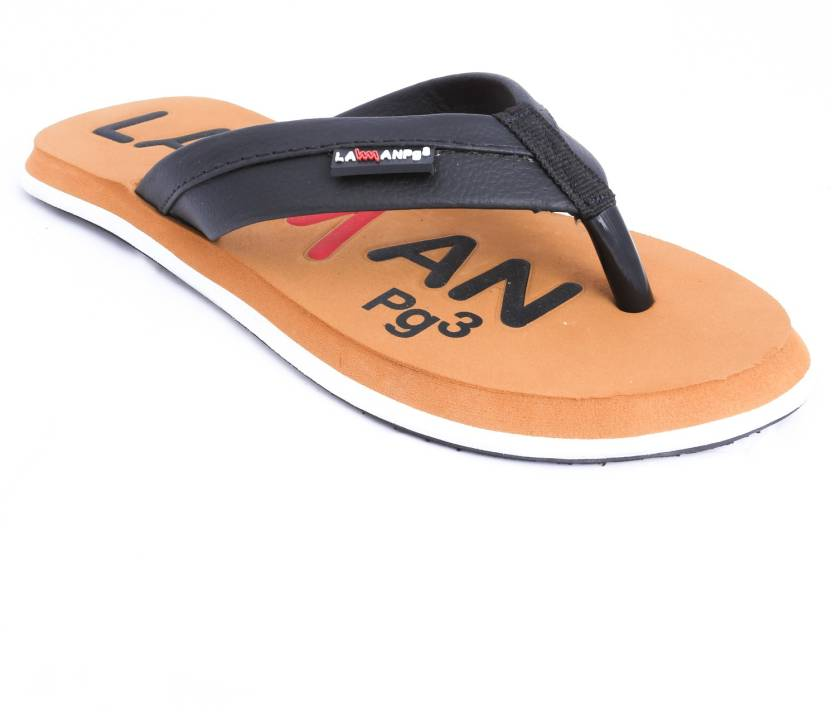 e990294a8828 LAWMAN PG3 Flip Flops - Buy Orange Color LAWMAN PG3 Flip Flops ...