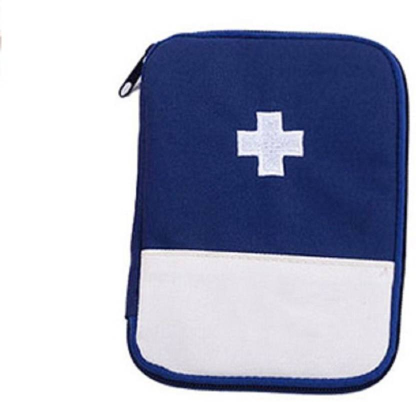 Magnusdeal Portable Mini First Aid Pouch Home Emergency Kit Medicine