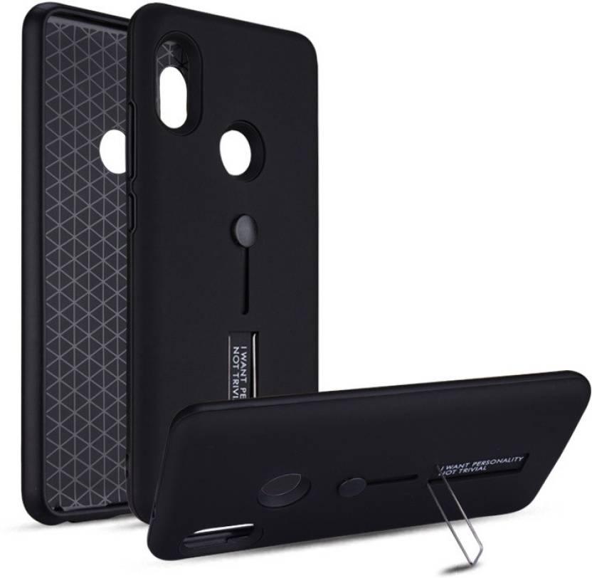 the best attitude 52ba0 69619 Higar Back Cover for Mi Redmi Note 5 Pro
