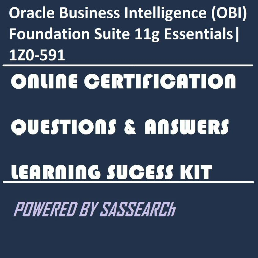 SAPSMART Oracle Business Intelligence (OBI) Foundation Suite