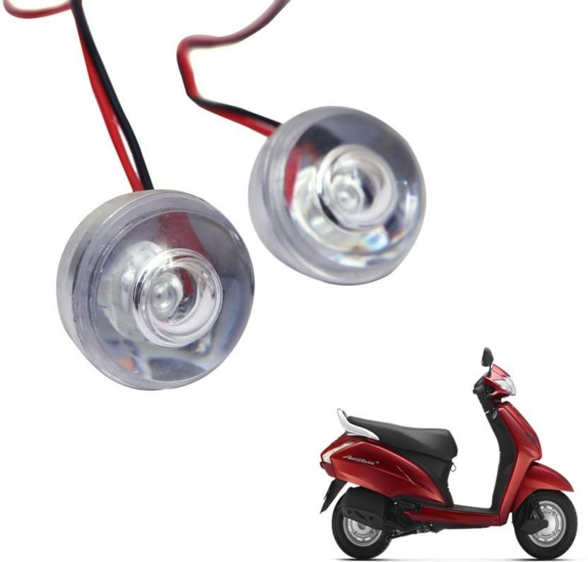 Mockhe LED Fog Light For Honda Activa 125 Price in India