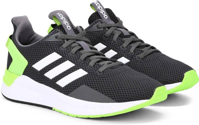 b3b448188798 ADIDAS QUESTAR RIDE Running Shoes For Men - Buy CARBON FTWWHT SYELLO ...