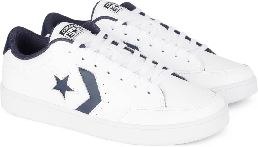 8aeb22ca050 Converse Star Court Sneakers For Men - Buy WHITE ATHLETIC NAVY WHITE ...