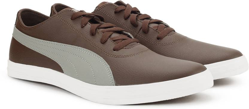 638233f3200c08 Puma Urban SL IDP Sneakers For Men - Buy Chestnut-Rock Ridge Color ...