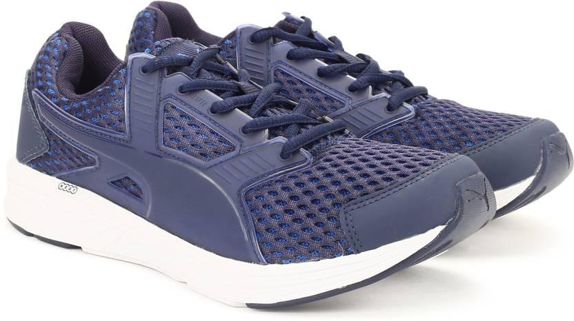 8d2b817db27 Puma NRGY Driver IDP Running Shoes For Men - Buy Peacoat-Turkish Sea ...