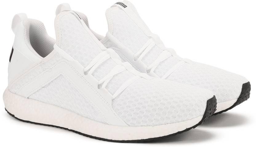 7f1cb2eaaf24 Puma Mega NRGY Running Shoes For Men (White)