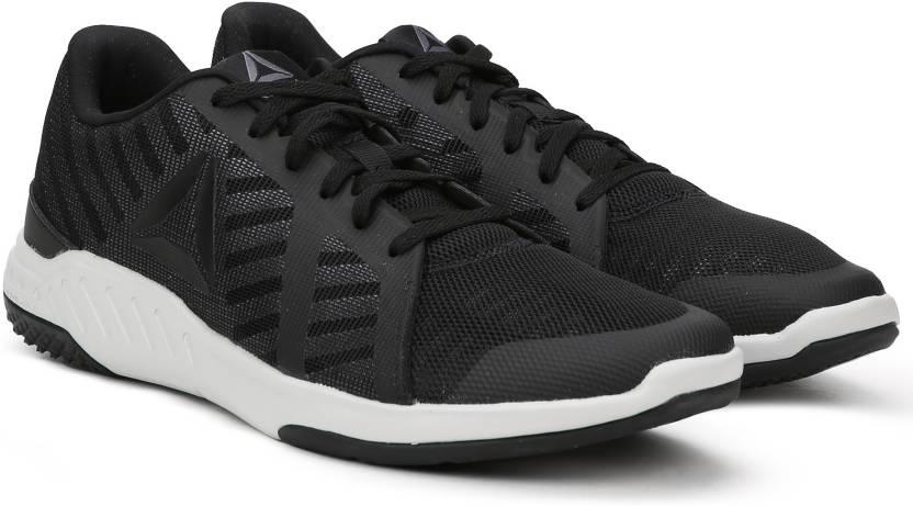4501f7f445b58 REEBOK EVERCHILL TR 2.0 Training Shoes For Men - Buy BLACK  ALLOY ...