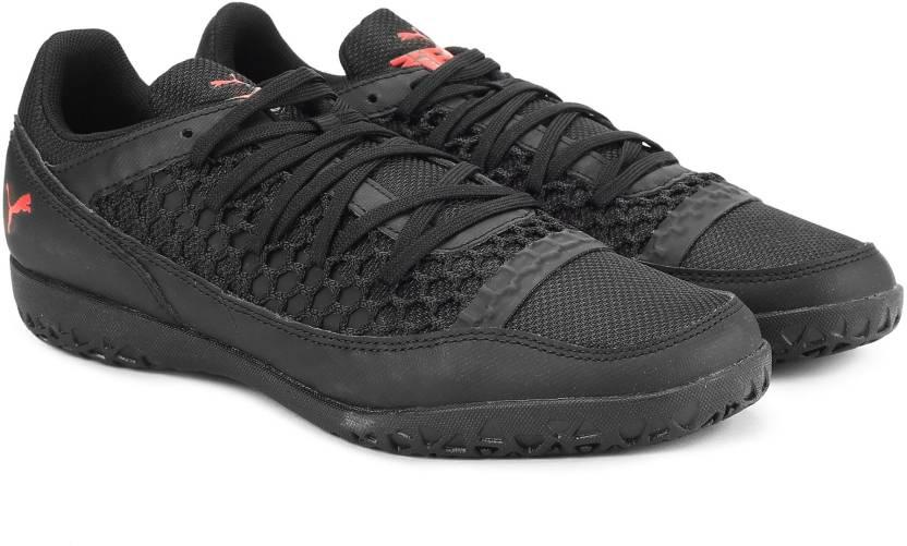 cbd395c2272b Puma 365 NF CT Football Shoes For Men - Buy Puma Black-Flame Scarlet ...