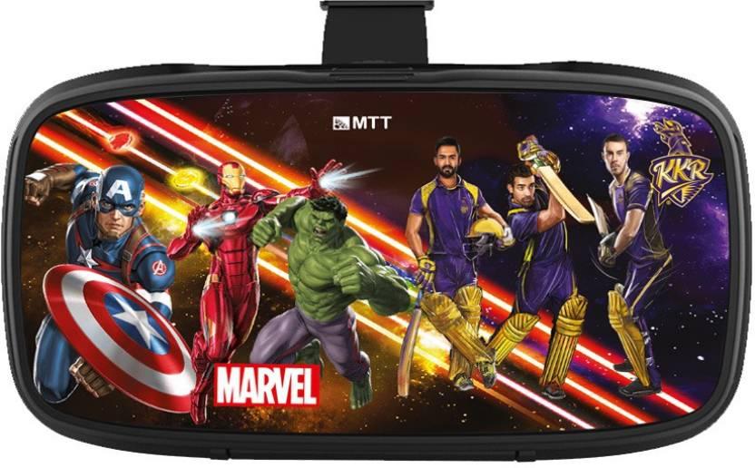 MTT ADVANCED 3D VR GLASS HEADSET Price in India - Buy MTT ADVANCED