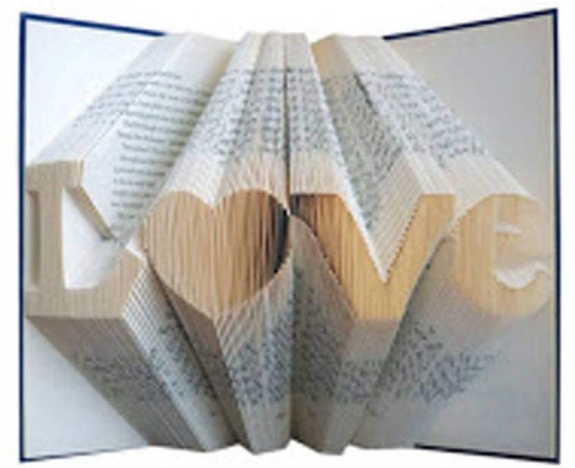 Boston creative company Mother's day Gifts - Folded Book Art