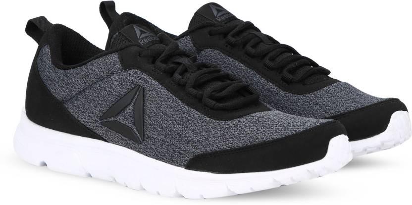 f8e7234d002 REEBOK SPEEDLUX 3.0 Running Shoes For Men - Buy BLACK ASH GREY WHITE ...