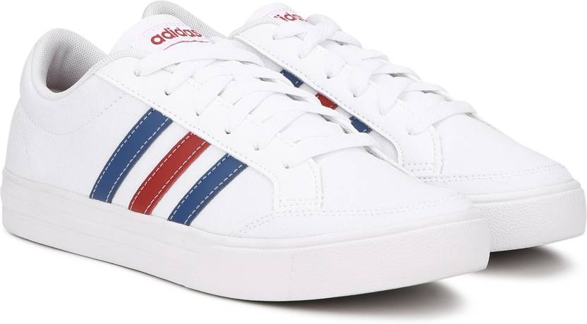 sports shoes 3119e 97534 ADIDAS VS SET Sneakers For Men (White)