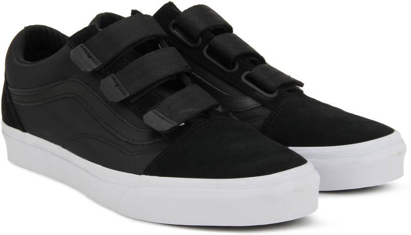 Vans Old Skool V Sneakers For Men - Buy (Surplus Nylon) black Color ... 6de2565442dc