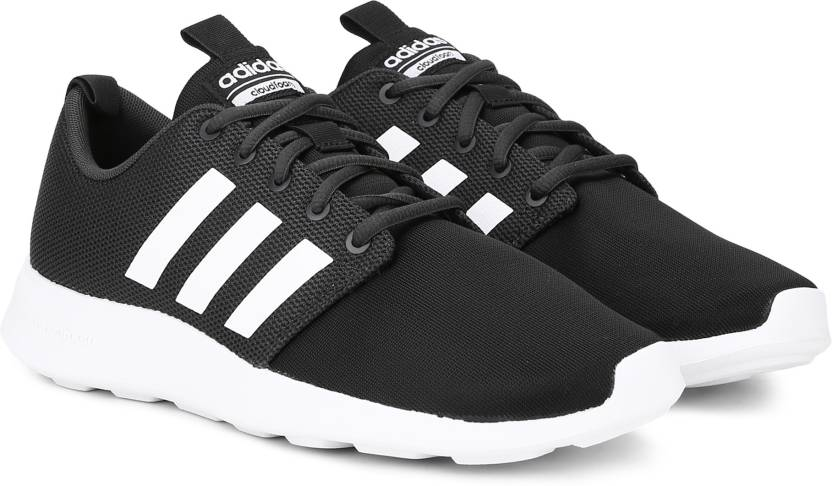 fb9a676e2 ADIDAS CF SWIFT RACER Running Shoes For Men - Buy CBLACK FTWWHT ...