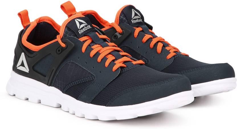 8d3ee2a583b6 REEBOK AMAZE RUN 2.0 Running Shoes For Men (Blue)