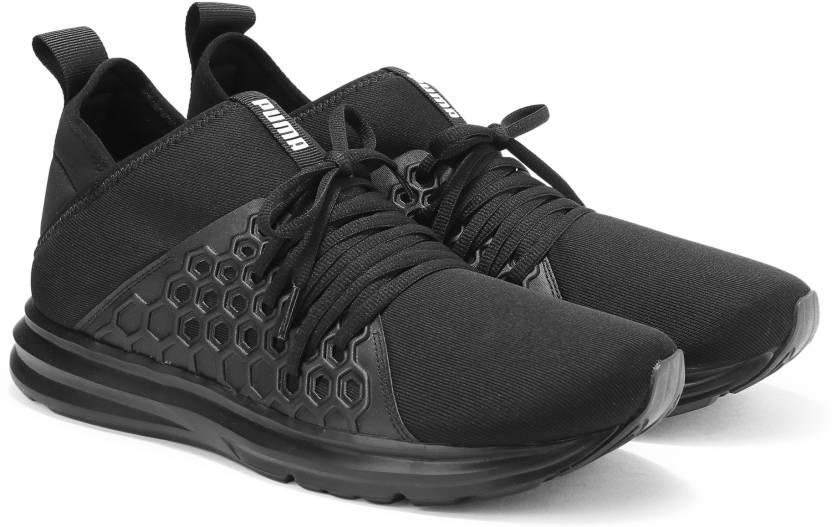 6ca4f69ef21d Puma Enzo NF Mid Training   Gym Shoe For Men - Buy Puma Black-QUIET ...