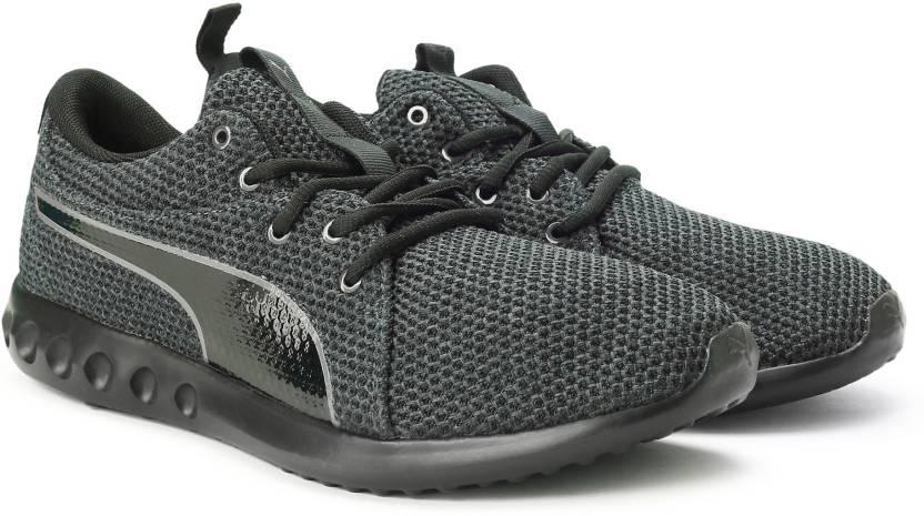 9ac34dd3a0b Puma Carson 2 Knit IDP Running Shoes For Men - Buy Asphalt-Puma ...