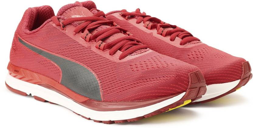 783fa82a1ce747 Puma Speed 600 S IGNITE Running Shoes For Men - Buy Red Dahlia-High ...