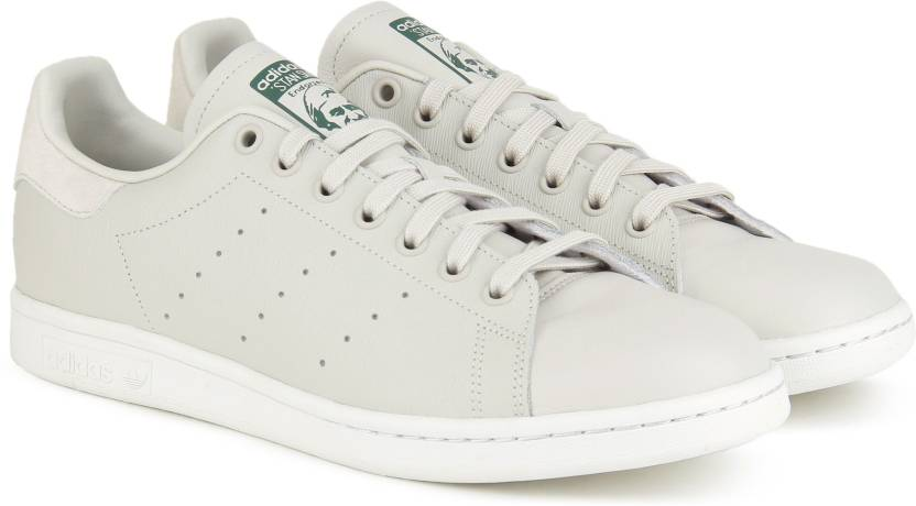 the latest 7739a d5ad5 ADIDAS ORIGINALS STAN SMITH Sneakers For Men (Grey)