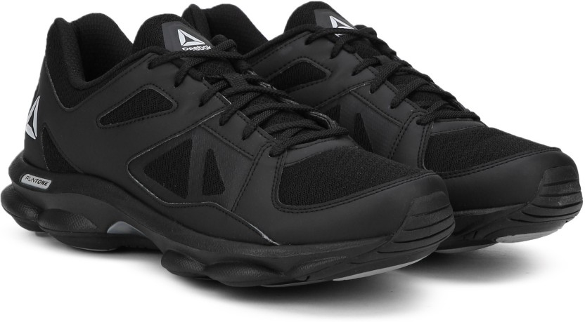2c9e068b43e6 REEBOK RUNTONE DOHENY 2.0 Running Shoes For Men - Buy BLACK Color .