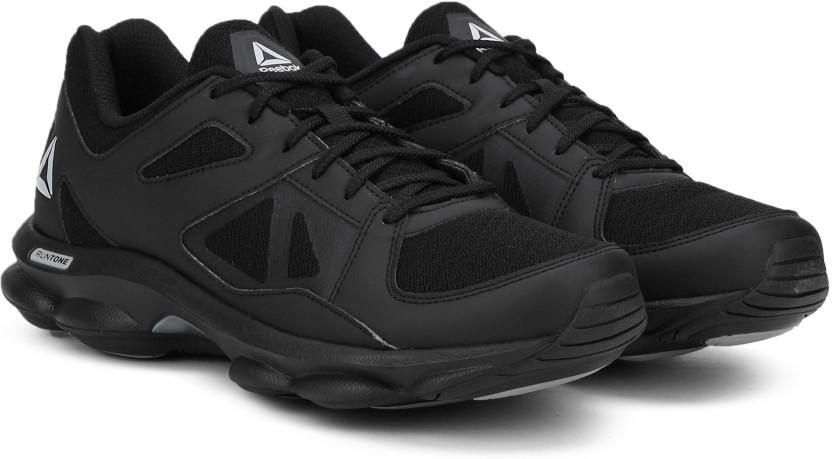 c8577cf30469 REEBOK RUNTONE DOHENY 2.0 Running Shoes For Men - Buy BLACK Color .