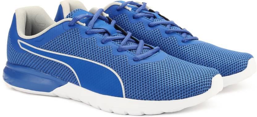 Puma Vigor IDP Running Shoes For Men - Buy Turkish Sea-Puma Black ... 3275a2d0e