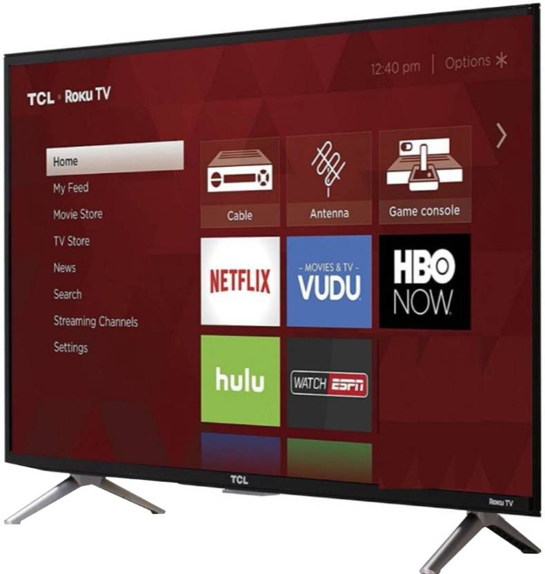 PRICE DOWN TCL S6 80cm (32 inch) HD Ready LED Smart TV