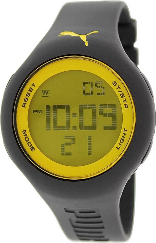 2c9a3cea9a62 Puma yellow9360 Puma Unisex Watch PU910801007 Watch - For Men & Women - Buy  Puma yellow9360 Puma Unisex Watch PU910801007 Watch - For Men & Women  yellow9360 ...