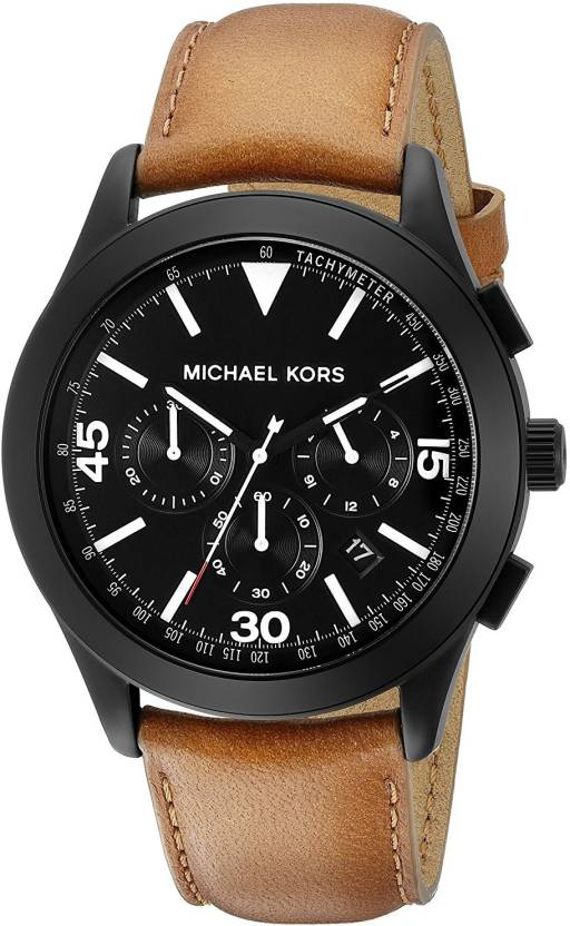 931191e45ee4 Michael Kors black7578 Michael Kors Men s Gareth Brown Watch MK8450 Watch -  For Men - Buy Michael Kors black7578 Michael Kors Men s Gareth Brown Watch  ...
