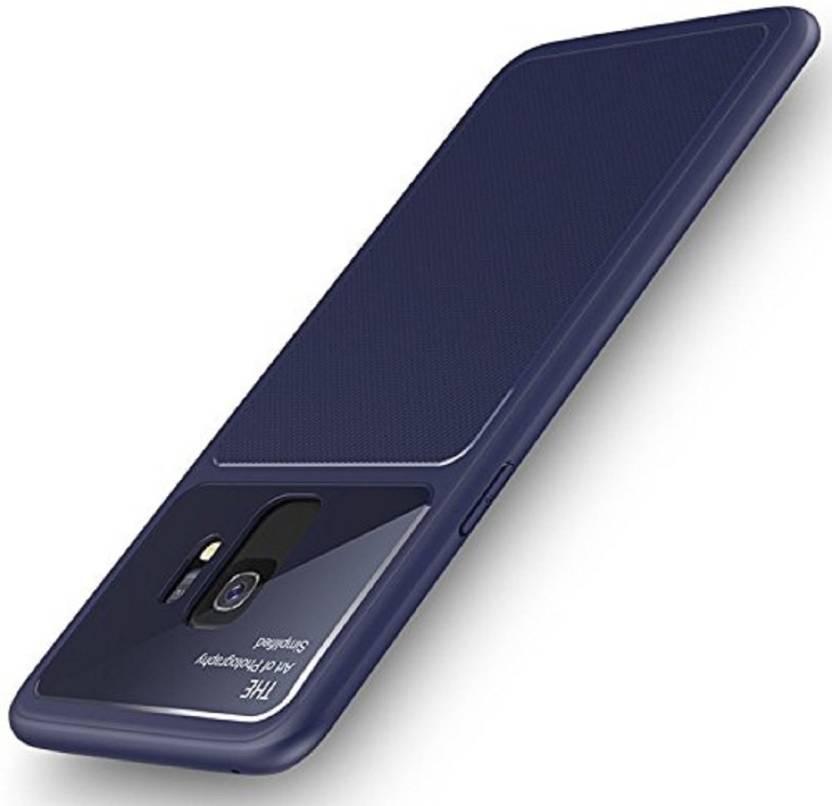 e16e802a00 Valueactive accessories for all Back Cover for Samsung Galaxy S9 Plus (Black