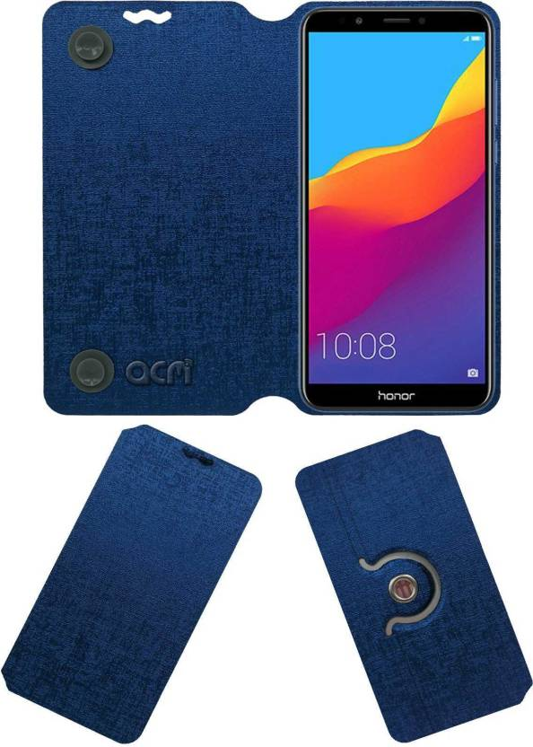 new concept 04789 185ef ACM Flip Cover for Huawei Y7 Prime 2018
