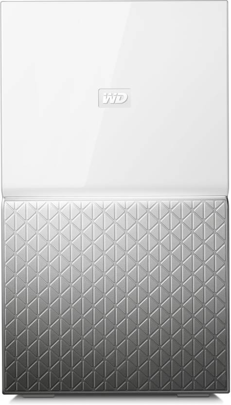 WD My Cloud Home Duo Personal Cloud 4 TB External Hard Disk