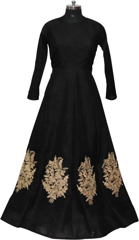 Fabcartz Anarkali Gown Price in India - Buy Fabcartz Anarkali Gown ...