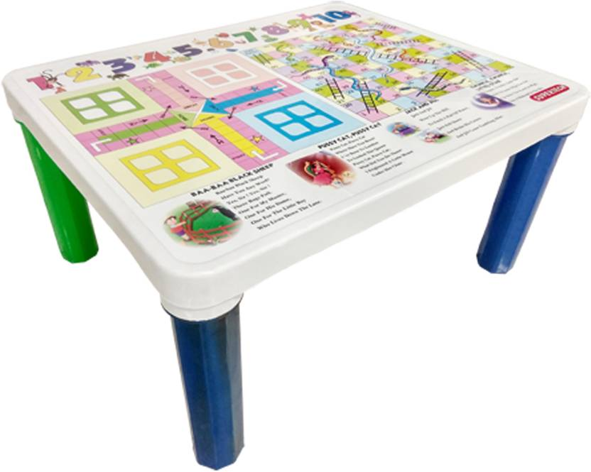 best cheap e9c10 dd6a0 Surety for Safety Plastic Study Table Price in India - Buy ...