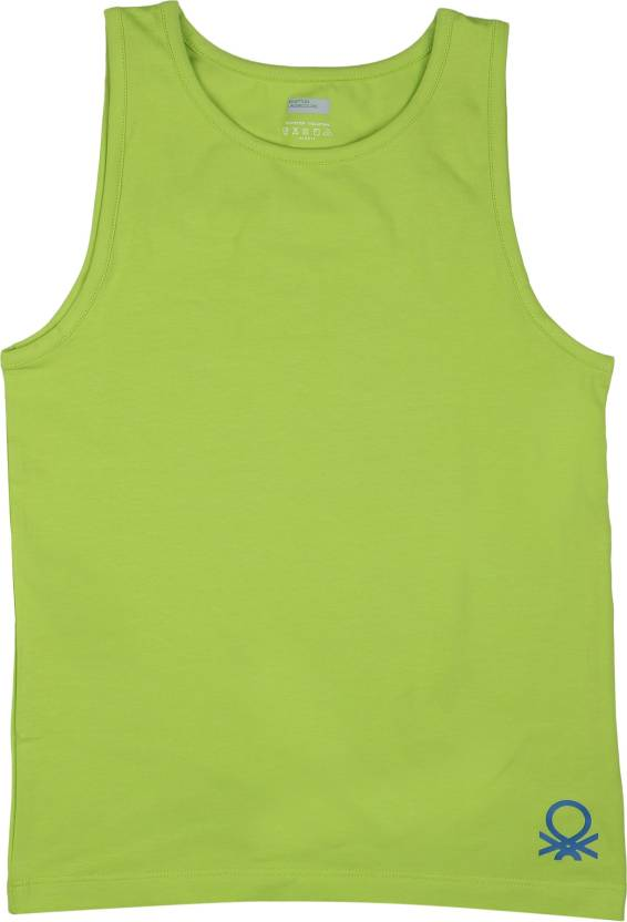 For Vest Cotton Boys United Colors Benetton Of oWxCrdBe