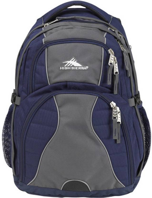 8820144ce High Sierra 17 inch Laptop Backpack TRUE NAVY - Price in India ...