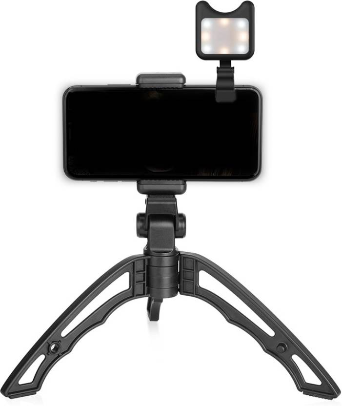 Image result for apexel handheld cellphone tripod