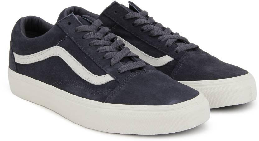 fa6ca06f69c672 Vans Old Skool Sneakers For Men - Buy (Pig Suede) parisian night ...