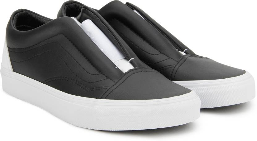 Vans Old Skool Laceless Slip On Sneakers For Men - Buy (Classic ... bb9dee46a